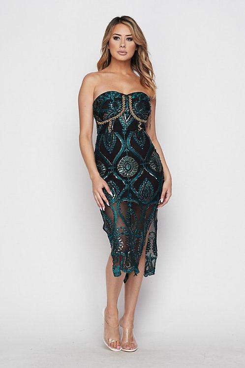 Bera Lace Dress