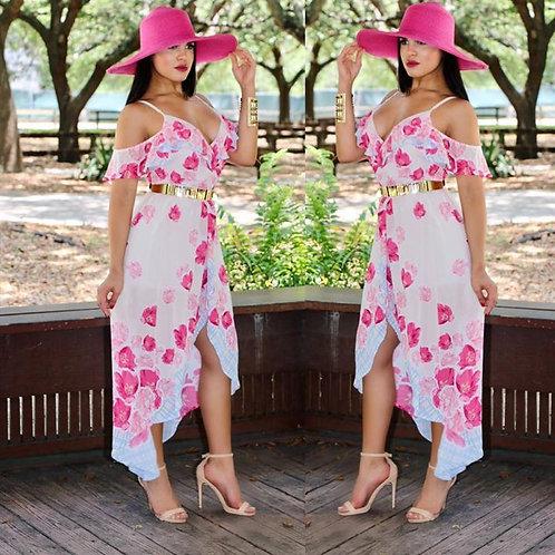 Loli Floral Dress