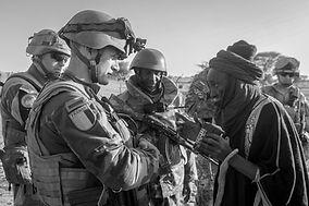 Unsere Sicherheit wird am Sahel verteidigt!?