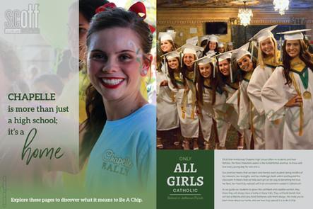 Archbishop Chapelle High School 2017-18 View Book