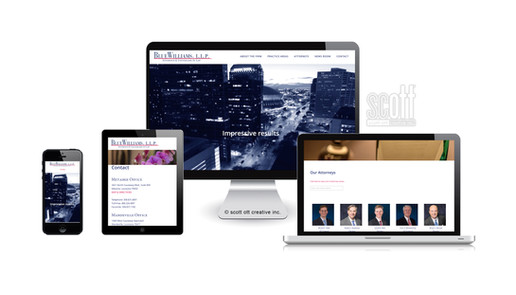 blue williams website