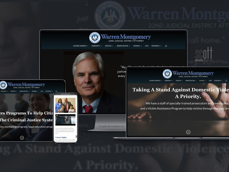 D. A. Warren Montgomery Site Design