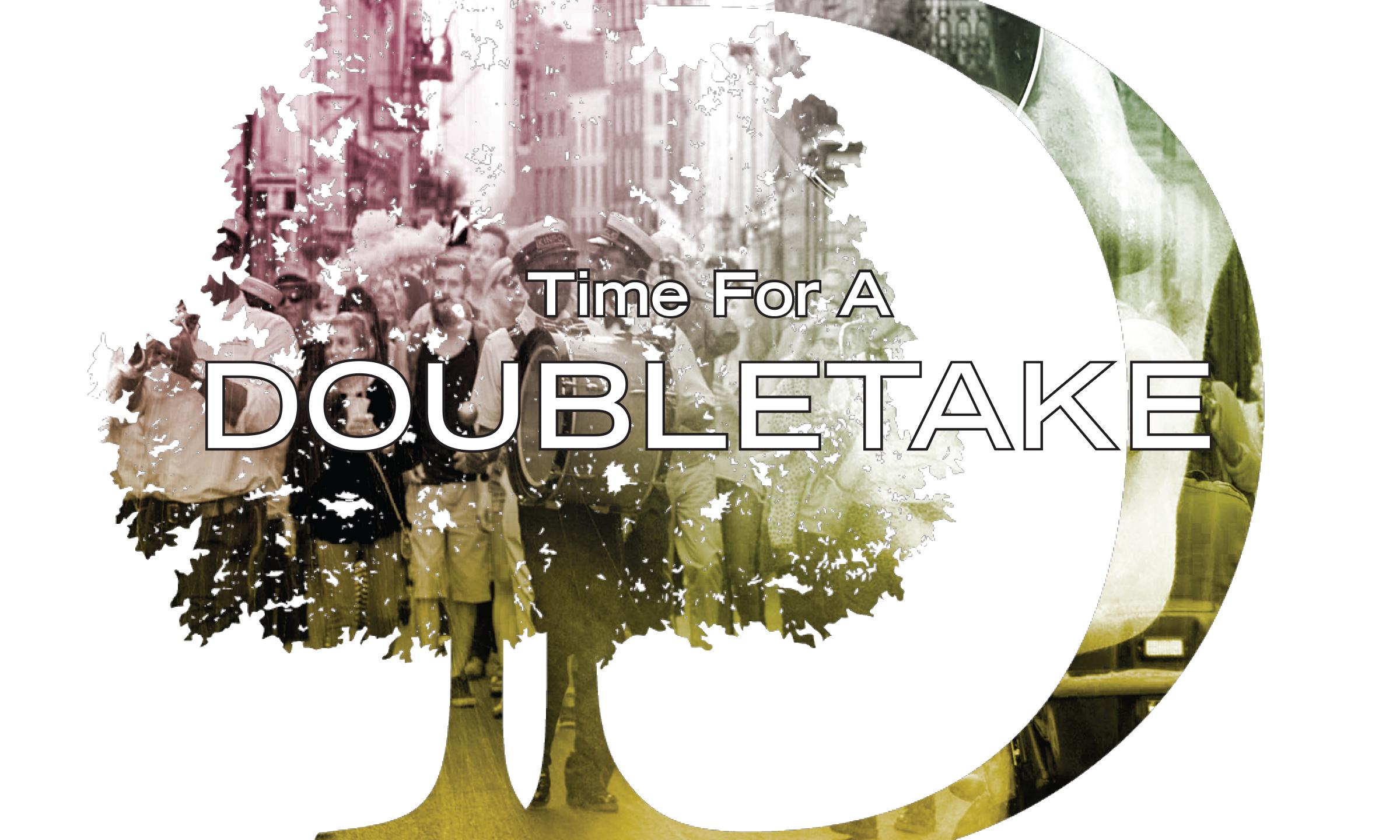 #doubletreedoubletake ICON design