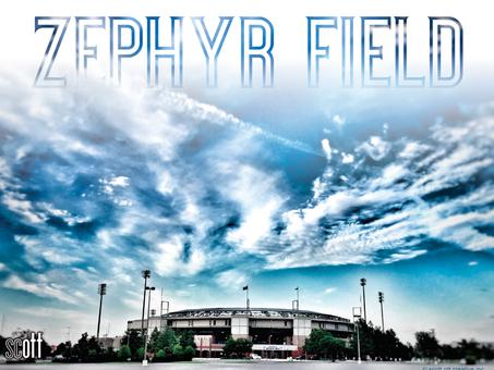 zephyr field - play ball!