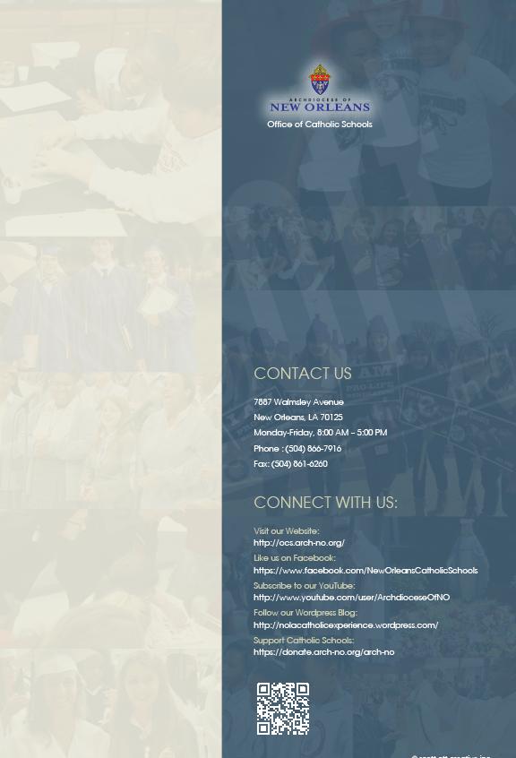 office of catholic schools annual report 2015 - scott ott creative inc-11