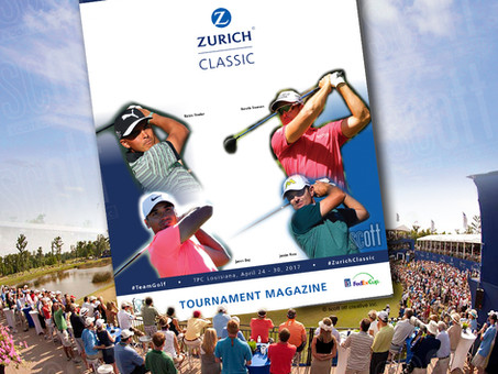ZURICH GOLF CLASSIC Collateral Materials