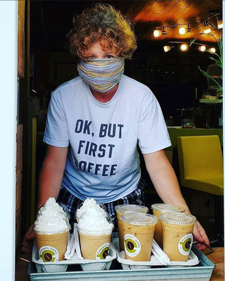 Campbell's Coffee LOGO development