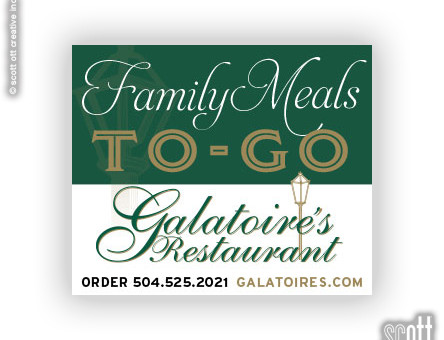 Family Meals TO-GO