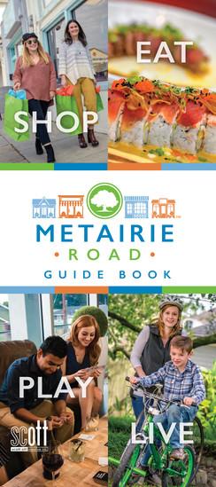 Metairie Road District Branding & Brochure