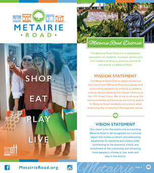 Metairie Road Bro - scott ott creative i