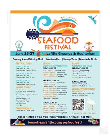 Jean Lafitte Seafood Festival