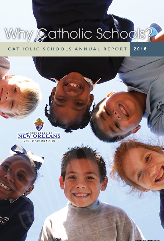 office of catholic schools annual report