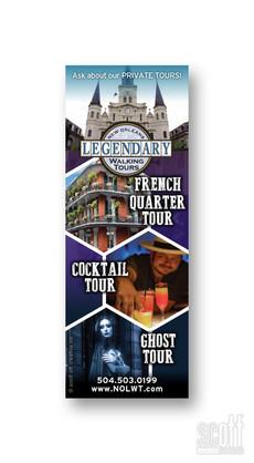 New Orleans Legendary Walking Tours