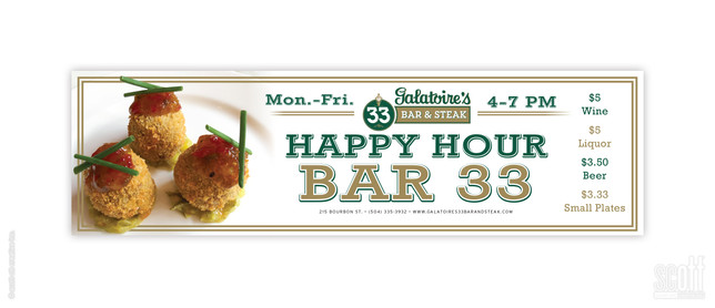 Galatoires HAPPY HOUR