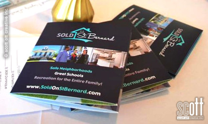 Sold On St. Bernard - Brochure and Collateral
