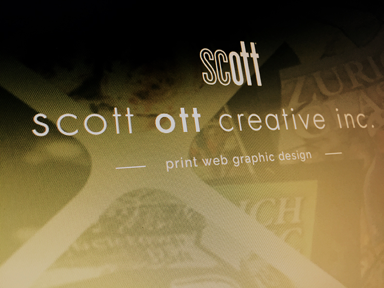 scott ott creative inc. new site shot 3