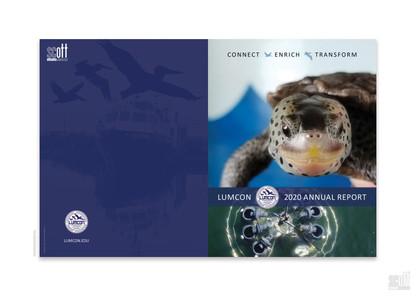 LUMCON Annual Report 2021 - scott ott creative inc.