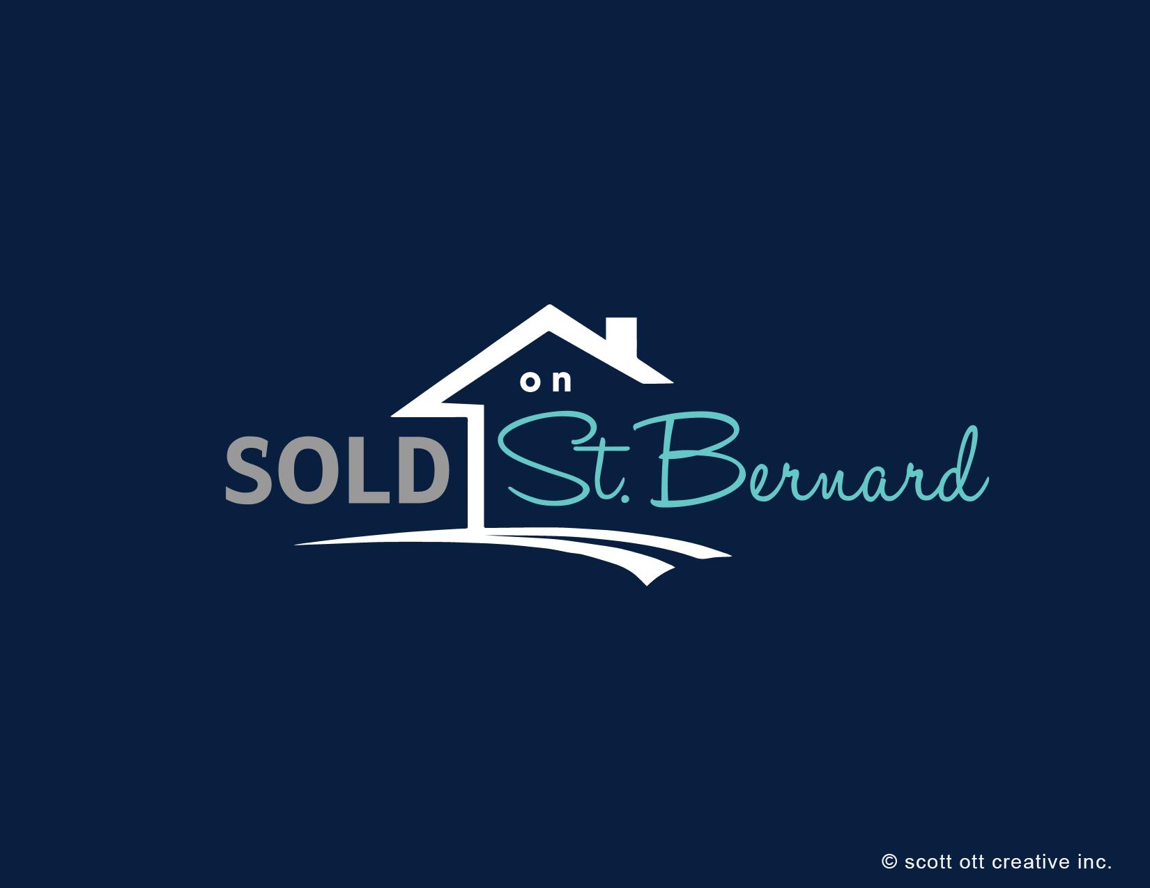 sold on st. bernard logo