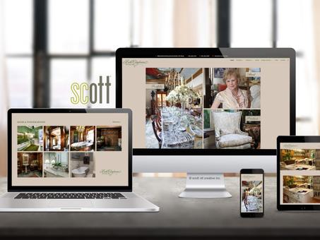 Beth Claybourn Interiors Website