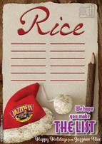 Naughty or Rice - Jazzmen Rice