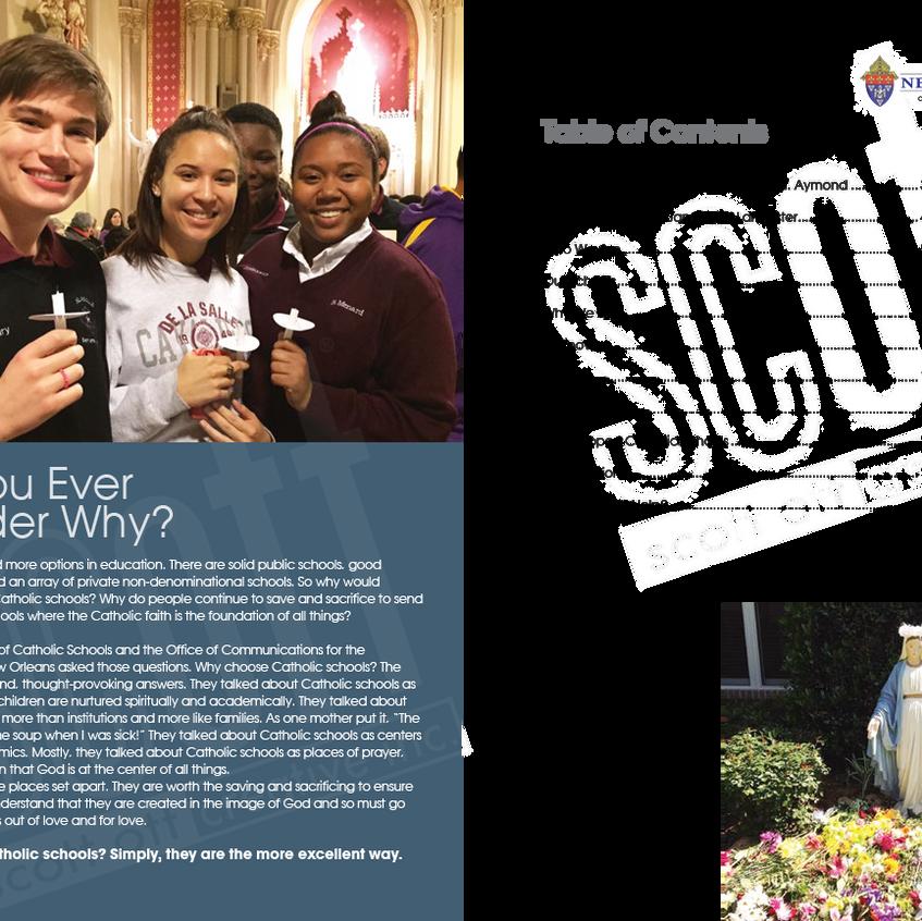 office of catholic schools annual report 2015 - scott ott creative inc-2