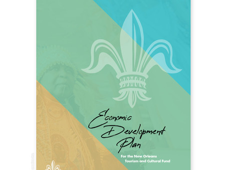 COVER - City of New Orleans Economic Development Plan