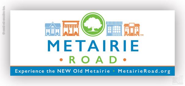 Metairie Road Banner - scott ott creativ