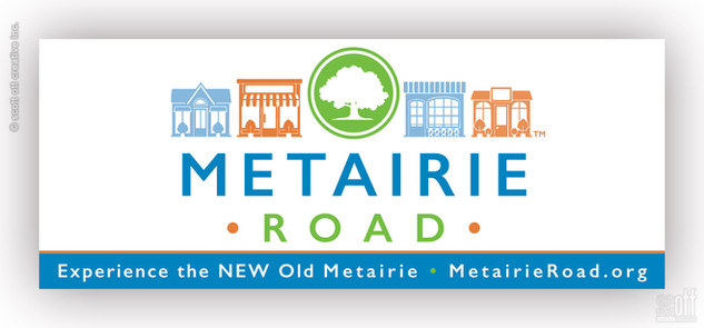 Metairie Road Banner - scott ott creativ