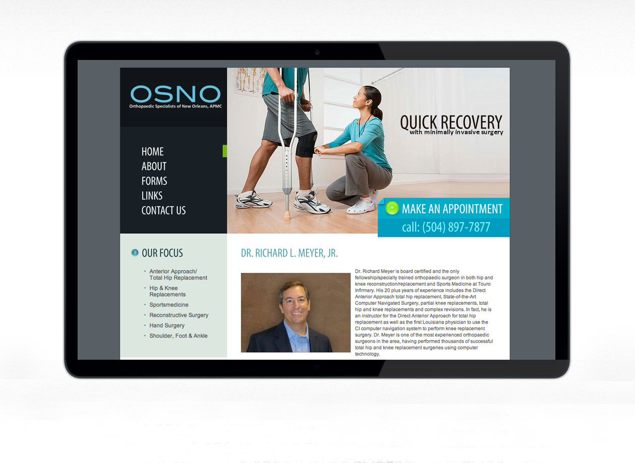 OSNO - Orthopaedic Specialists of New Orleans