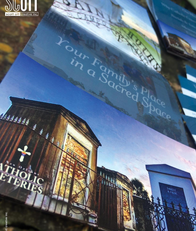 New Orleans Catholic Cemeteries Sale