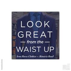 Iron Horse - waist up
