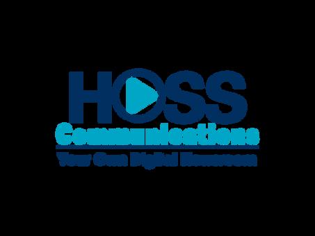 Hoss Communications - Branding - Logo Development