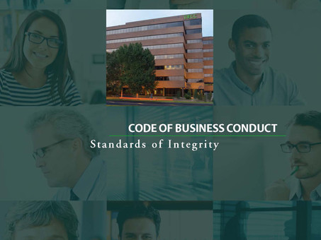 LWCC Code of Business Conduct Collateral