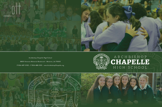 Archbishop Chapelle High School 2017-18 View Book