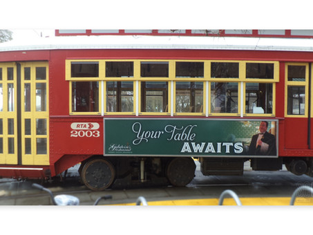 Hop on and pay Galatoire's a visit for one of the best meals you can find in New Orleans!
