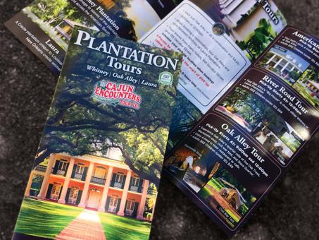 Plantation Tours Brochure