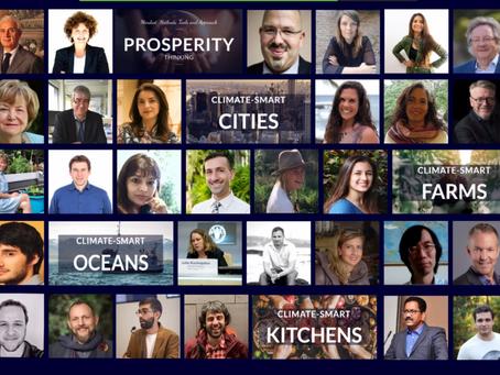 """""""Climate Shapers"""": por un planeta y una alimentación más sostenibles"""