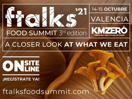 Más de 50 líderes mundiales que están revolucionando la alimentación participarán en ftalks21