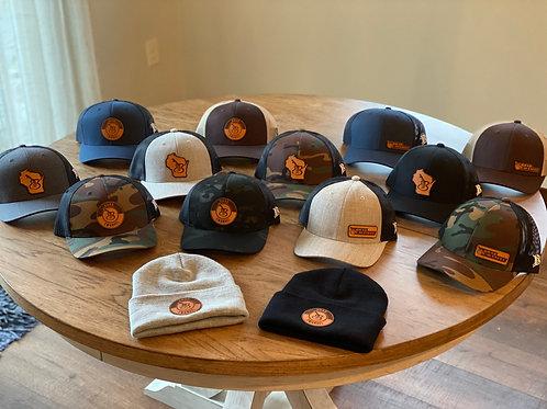 Custom BE Hat by Branded Bills