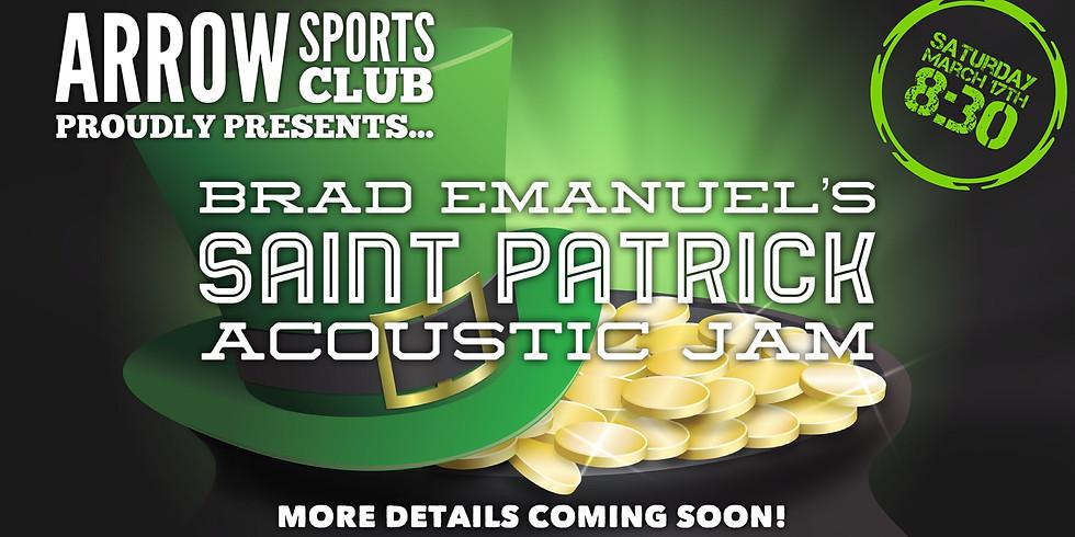 The 1st Annual St. Patrick Acoustic Jam