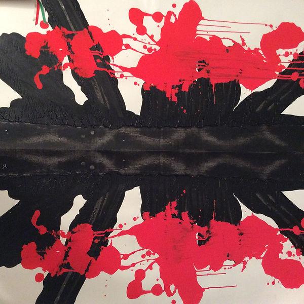 R&B S1 2 113x152 acrylic on paper 2015 v