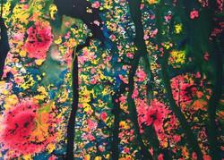 Distorted 2015 Ink on canvas 42x54.jpg