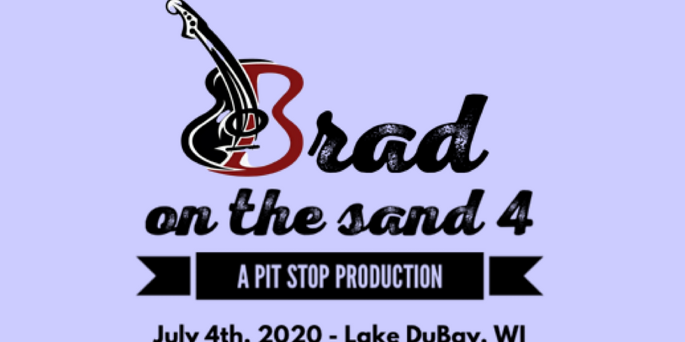 Brad on the Sand 4