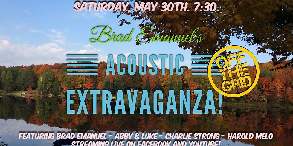 The Acoustic Extravaganza!