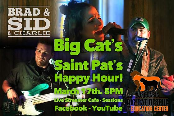 Big Cat's Saint Pat's