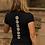 Thumbnail: Black Mandala T-Shirt