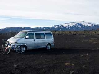 Visit fantastic places near the city with Reykjavik (Iceland) car rentals