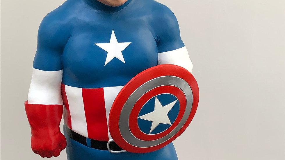 nain captain america