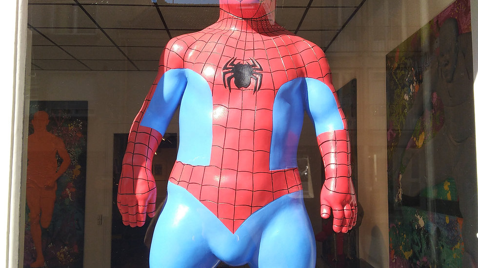 nain Spiderman