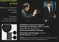 Alexander Sonderegger Schwabenlandhalle